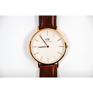 Daniel Wellington DW00100009 Watch for Men and Women