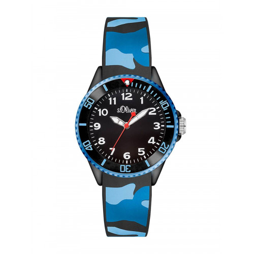 S.Oliver SO-3109-PQ Watch for Men and Women