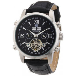 Constantin Durmont CD-CALE-AT-LT-STST-BK Men's Watch