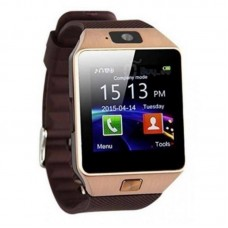 KXCD Smart Watch DZ09 - pink gold