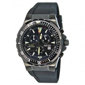 Nautec No Limit BT QZ-ALA/RBIPBKBK Men's Watch