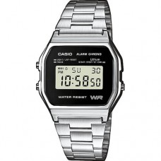Casio A158WEA-1EF Watch for Men and Women