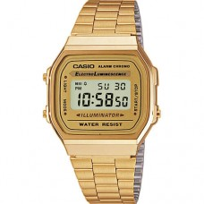 Casio Collection A168WG-9EF Watch for Men and Women