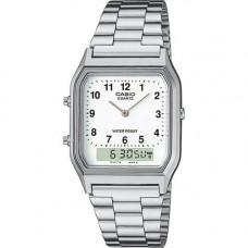 Casio Collection AQ-230A-7BMQYES Watch for Men and Women