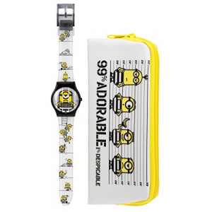 Despicable Me Set MNS140SETA Kid's Watch