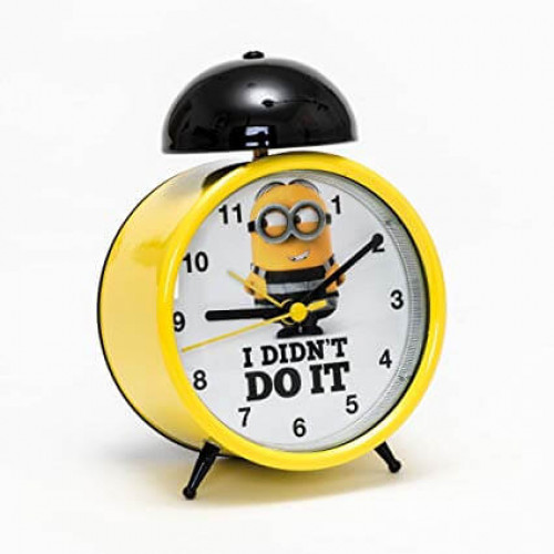 Despicable Me 3 I Didn't do it будилник