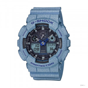 CASIO GA-100DE-2AER Men's Watch