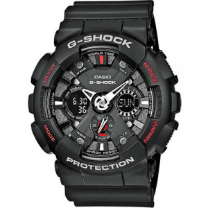 Casio G-Shock GA-120-1AER Men's Watch