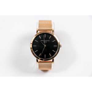 Rosefield Unisex MBR-M45 Watch for Men and Women