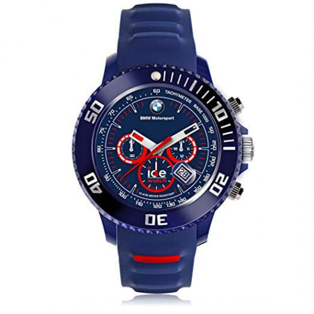 ice watch bmw motorsport 001132 men 39 s watches timedix. Black Bedroom Furniture Sets. Home Design Ideas