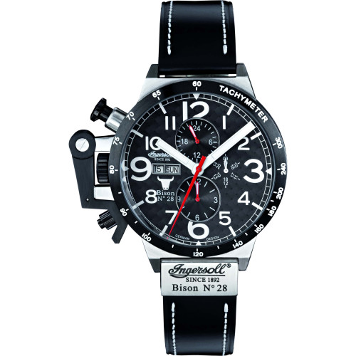 Ingersoll IN1607BK Men's Watch
