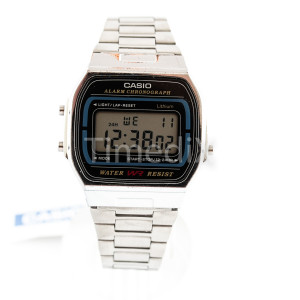 Casio A164WA1VES Watch for Men and Women