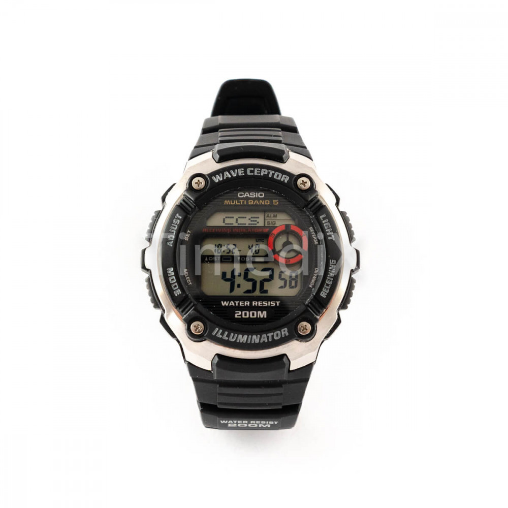 Casio Wave Ceptor Wv-200e-1avef - Men U0026 39 S Watch