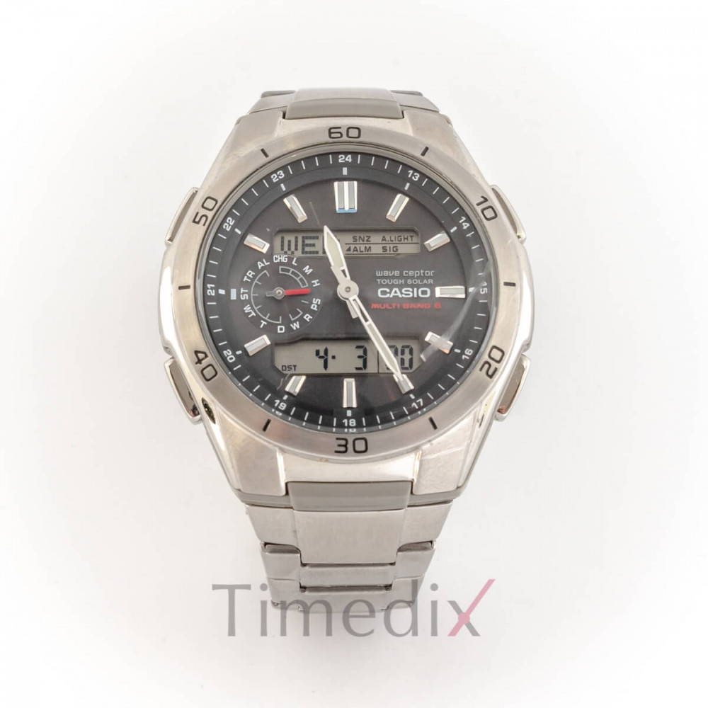 Casio Wave Ceptor Wva-m650d-1aer - Men U0026 39 S Watches
