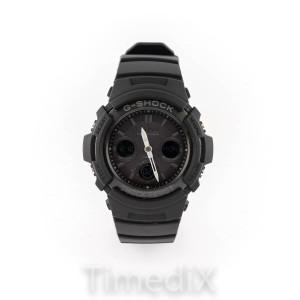 Casio G-Shock AWG-M100B-1AER Men's Watch