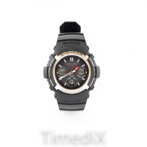 Casio G-Shock AWG-M100-1AER Men's Watch