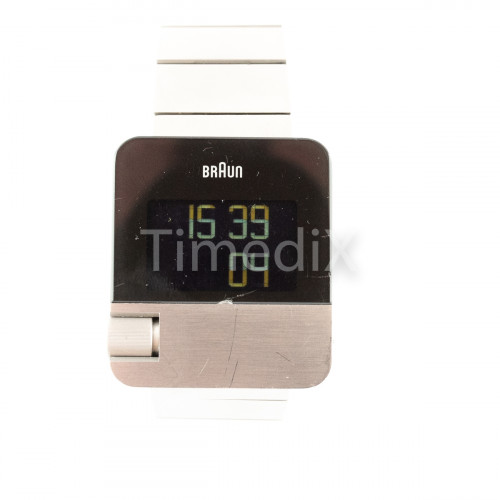 Braun BN0106SLBTG Men's Watch