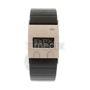 Braun BN0076SLBKG Men's Watch
