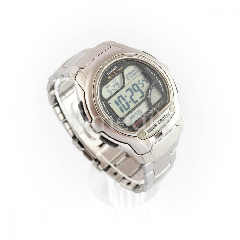 Casio Wave Ceptor Wv 58de 1avef - Men U0026 39 S Watches