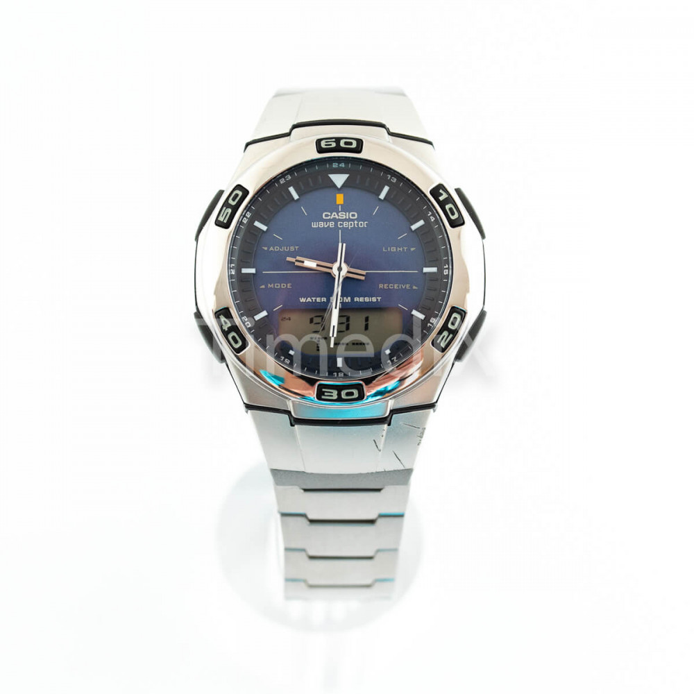 Casio Wave Ceptor Wva105hde2aver - Men U0026 39 S Watches