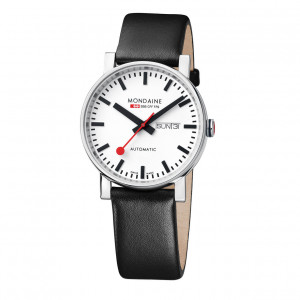 Mondaine A132.30348.11SBB Watch for Men and Women