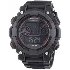 Nautec No Limit AK QZ-D/PCRDPCBKBK-RD Men's Watch