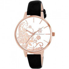 Olivia Westwood Women's Analogue Quartz Watch with Leather Strap BOW10002-806 - Дамски часовник
