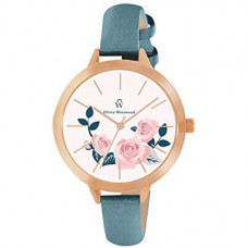 Olivia Westwood Women's Analogue Quartz Watch with Leather Strap BOW10022-817 - Дамски часовник