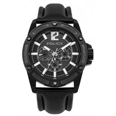 Police Omaha PL.93778AEU/02 Men's Watch