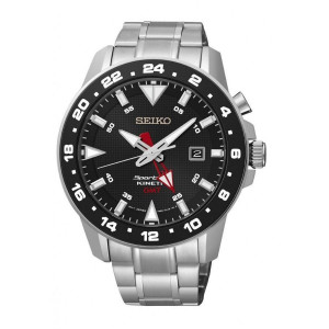 Seiko Sportura Kinetic GMT SUN015P1 Men's Watch