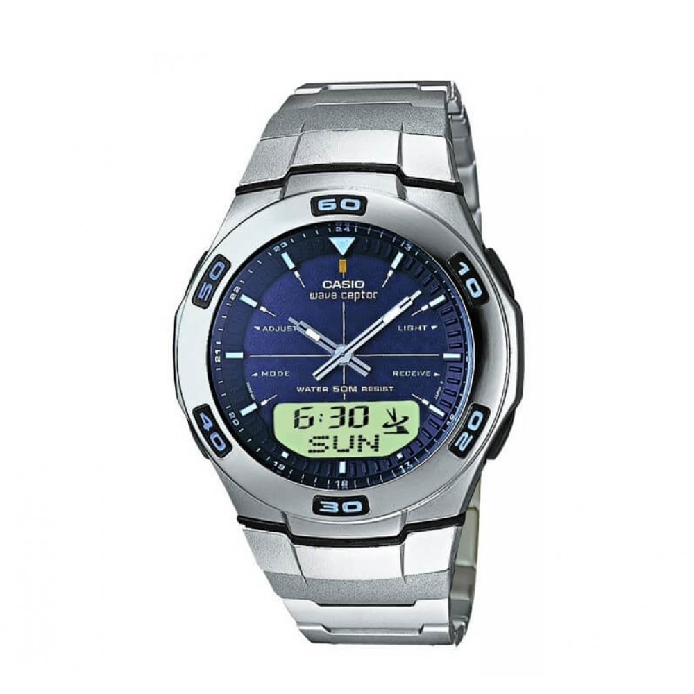 Casio Wave Ceptor Watch Manuals