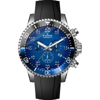 Edox 10227-3NBUCA-BUBN Men's Watch