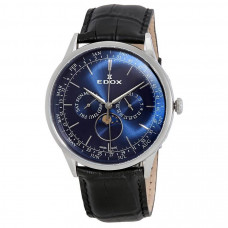 EDOX Les Vauberts 40101 3C BUIN Men's Watch
