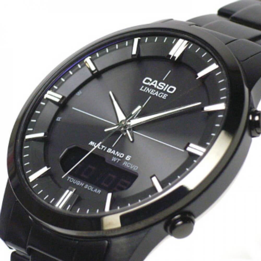 Casio Wave Ceptor Lcw-m170db-1aer - Men U0026 39 S Watches