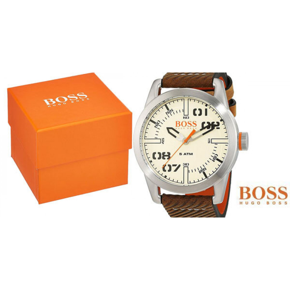 82415b0849e6 Hugo Boss Orange 1513418 - Men s Watch - Timedix