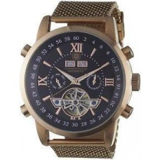 Constantin Durmont CD-CALE-AT-RGM2-RGRG-BK Men's Watch