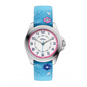 s.Oliver SO-3176-LQ Kid's Watch