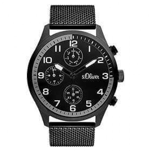 s.Oliver SO-3341-MC  Men's Watch