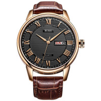 Burei Montre SM-19001-P05ER Men's Watch